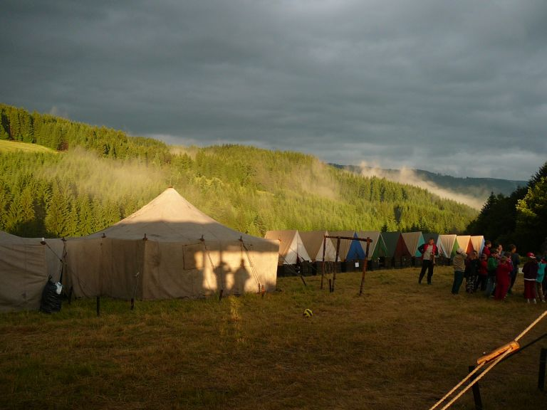 Tábor Farníček 2008
