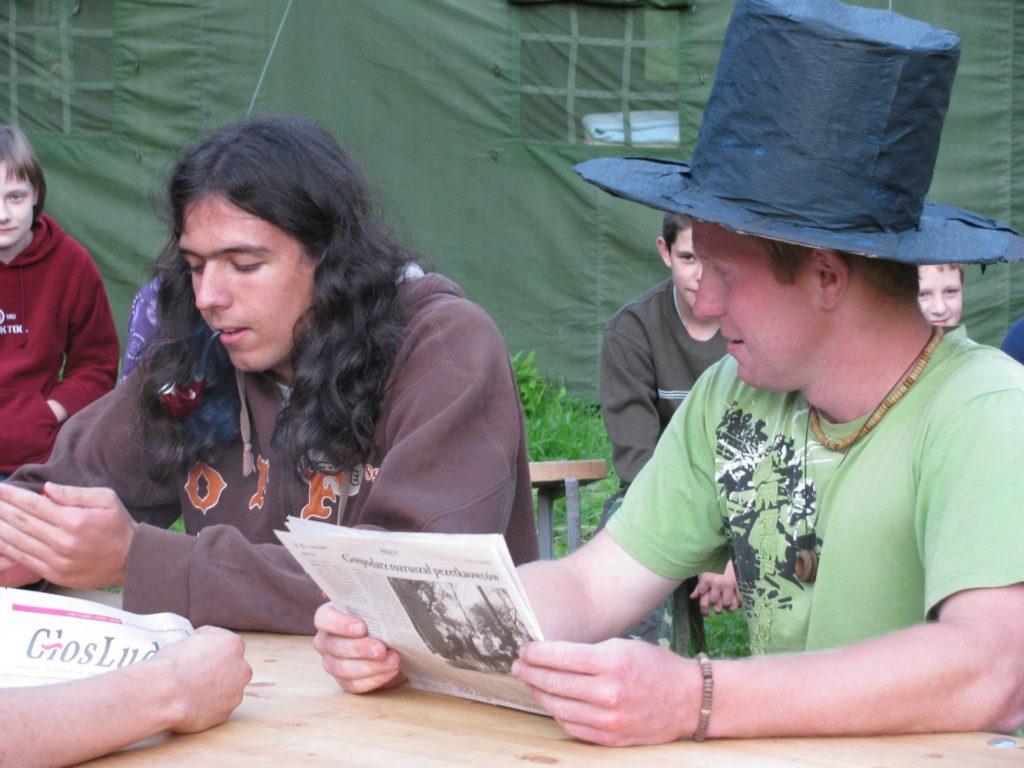Tábor Farníček 2011