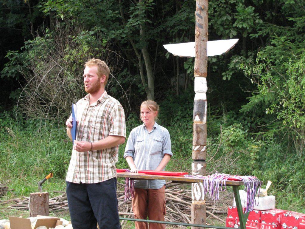 Tábor Farníček 2012