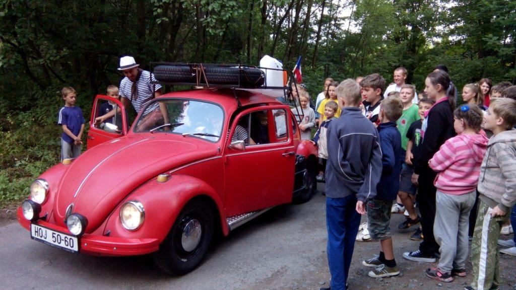Tábor Farníček 2015